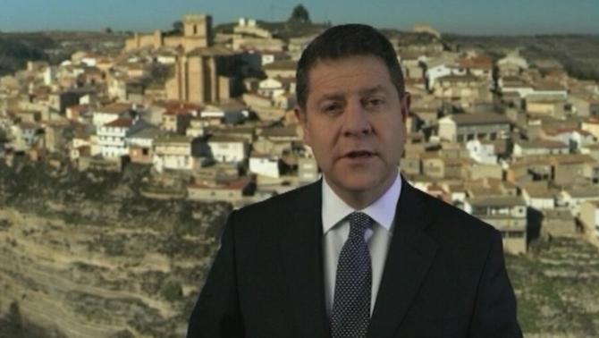 """El president de Castella-la Manxa rebutja l'egoisme dels que """"volen rapinyar o tenir més que la resta"""""""