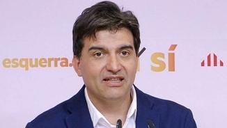 """Sabrià (ERC): """"Cada dia que perdem sense investidura el país es debilita una mica"""""""