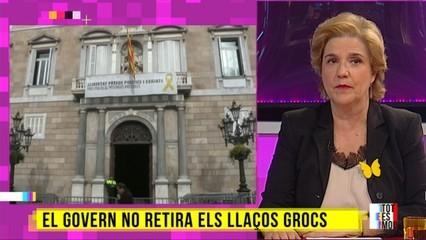 """Pilar Rahola: """"La Junta Electoral Central està fent un acte de part"""""""
