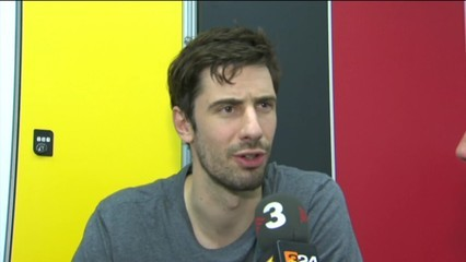 "Ante Tomic: ""Això no ens pot passar en una final"""