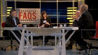 "Joan Puigcercós, Iñaki Anasagasti i Felip Puig, a ""FAQS"""