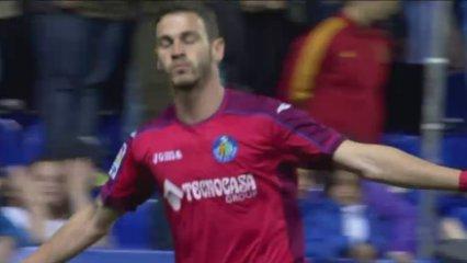Tots els gols del Màlaga-Getafe (3-2)