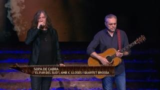 "Sopa de Cabra canten ""El far del sud"""