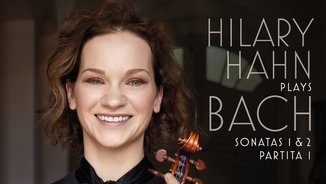 HILARY HAHN PLAYS BACH (DECCA)