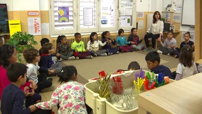 D'escola segregada a tenir llista d'espera en 4 anys: el canvi de l'Octavio Paz