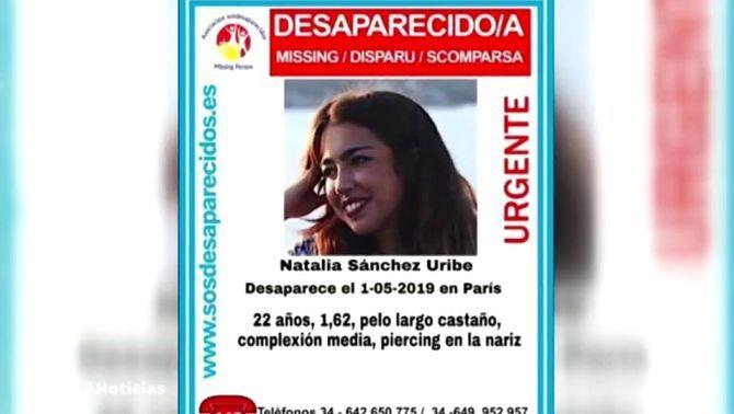 Localitzen amb vida Natalia Sánchez, l'estudiant de la UAB desapareguda fa 6 dies a París