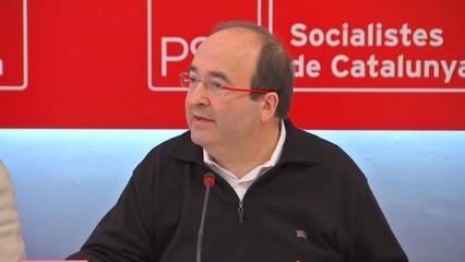 "Iceta reclama ""desfer l'engany"" de l'independentisme"