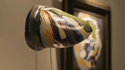 """""""El paper de l'art"""", Roberta Marrero i el festival Loop a la tria d'arts plàstiques"""