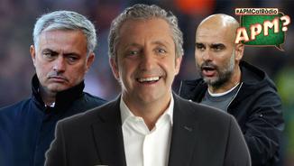 El canvi de discurs de Pedrerol segons si fracassa Guardiola o Mourinho