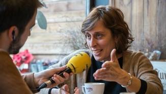"""Clara Segura: """"Per més moderns que siguem, hi ha una part de pes que portem les dones"""""""