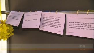 A Girona, l'ICD promou denúncies d'abusos amb missatges anònims