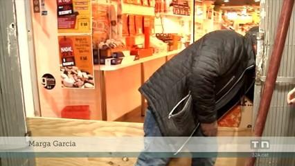 Important crescuda de l'Onyar a Girona