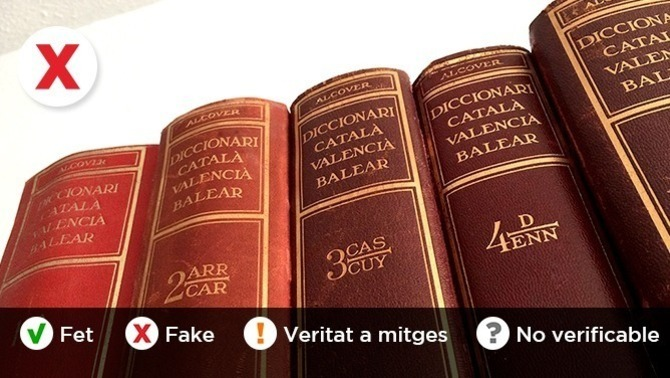 Catalunya i el País Valencià sí que es poden seguir comunicant en català