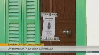 Cas de violència de gènere a Palma