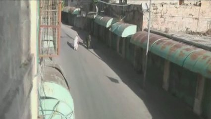 Jerusalem: una soldat israeliana explica com la van apunyalar