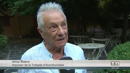 41 trobada d'acordionistes a Arsèguel