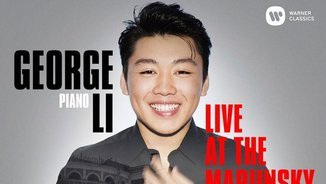GEORGE LI - LIVE AT THE MARIINSKY
