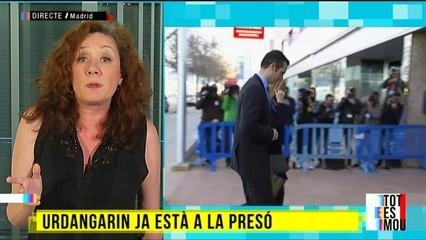 "Cristina Fallarás: ""Si la figura del rei no fos inviolable, s'hauria pogut investigar Joan Carles I"""