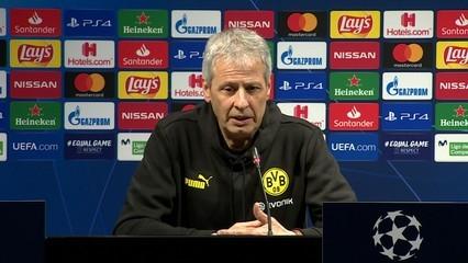 "Lucien Favre: ""Al Camp Nou hem de jugar com ho vam fer a Dortmund"""
