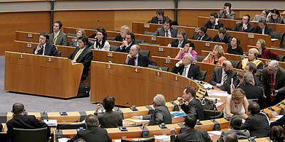 El Parlament Europeu planteja als 27 un boicot comú a la inauguració dels Jocs de Pequín