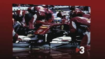 Així vius la Fórmula 1, a TV3