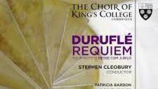 Duruflé Requiem. The Choir of King's College.
