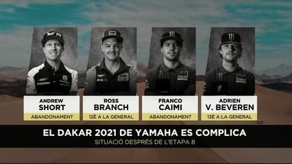 Dakar 2021: Etapa 8