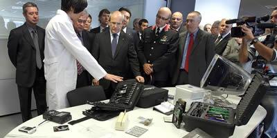 Els Mossos d'Esquadra inauguren les instal·lacions del seu complex central