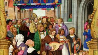 Corpus Christi, la gran festa urbana amb Rafael Narbona