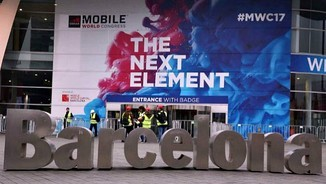 Entrada de la darrera edició del Mobile World Congress