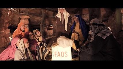 """El pessebre del """"FAQS"""""""