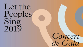 Concert de gala del concurs Let The Peoples Sing 2019