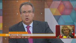 "Geli: ""La majoria de ferits evolucionen favorablement"""