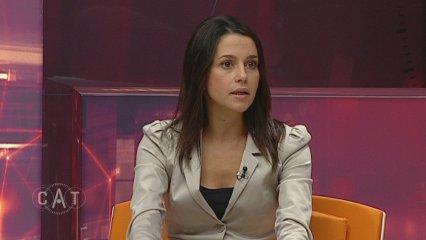 """Arrimadas: """"Tothom sabia que no es podria fer un referèndum legal"""""""