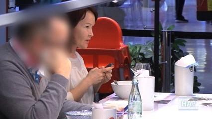 Homo APM? al restaurant