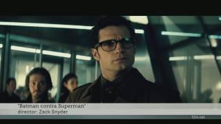 Preestrena de Batman vs Superman