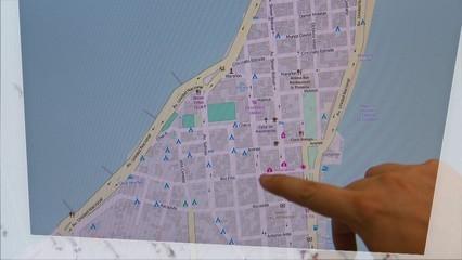 Digitalització de mapes