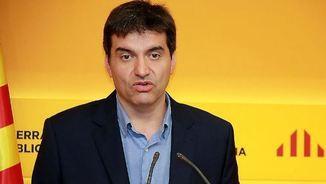 """Sabrià (ERC): """"No ens podem entretenir ni un moment per formar govern"""""""