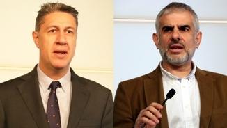 Ciutadans i el PP carreguen contra l'acord de JxCat i ERC