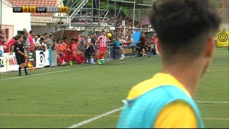 The Cup 2019 Torneig Juvenil Sant Pol: Girona FC-FC Barcelona