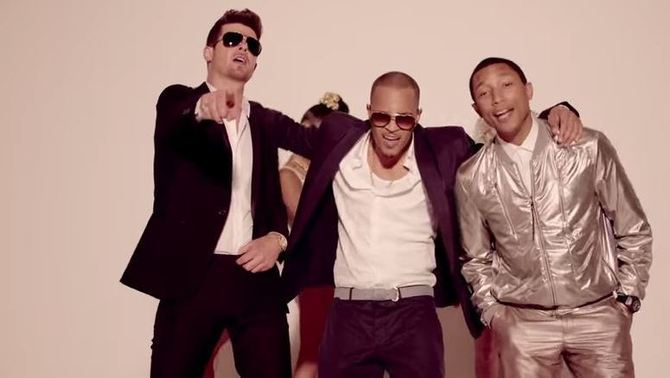 Condemnen Pharrell Williams i Robin Thicke per haver plagiat Marvin Gaye