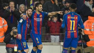 El trident es torna a exhibir! Així hem viscut el Barça 3 - Athletic Club 1!