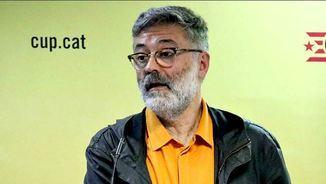 """Riera (CUP): """"Els nostres 4 escons continuen sent determinants per fer república, no autonomisme"""""""