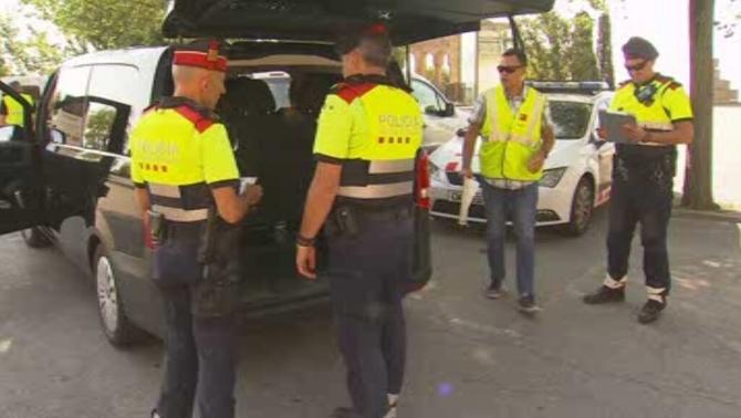 Detectat un increment de taxis il·legals a Montserrat