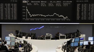 Alemanya paga també la crisi del deute i col·loca en una subhasta només el 62% del previst