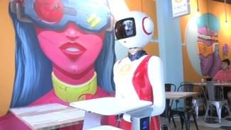 València: un esmorzar futurista
