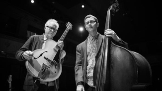 "Projectes del bateria Bill Stewart/Bill Frisell i Thomas Morgan ""Epistrophy"""