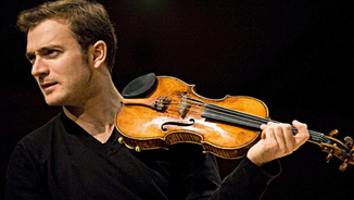El violinista Renaud Capuçon interpreta el segon concert de Bartók