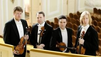 El Quartet David Oistrakh i Eliso Virsaladze interpreten Mendelssohn, Xostakóvitx i Schumann