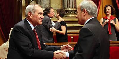 El Parlament aprova la llei d'educació de Catalunya amb els vots de PSC, CiU i ERC